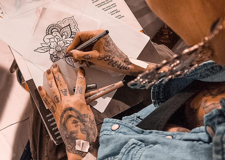 Tattoo Muenchen – Artistink – Ink not Mink 2019