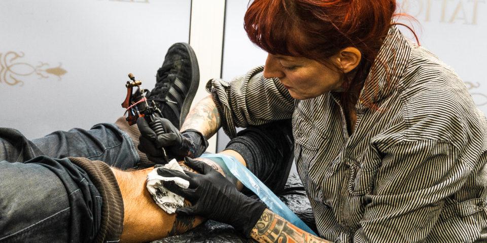 Karin-Tattoo-München